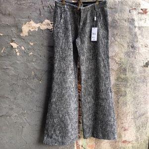 PHILOSOPHY DI ALBERTA FERRETTI wide wool trousers